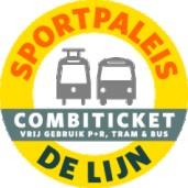 combiticket Sportpaleis - De Lijn